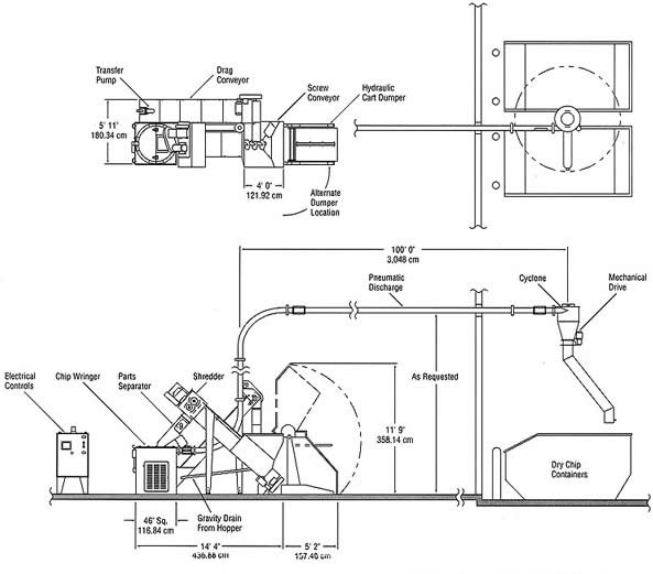 "Inter-Source Layout Drawing Single 30"" System"
