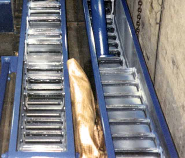 H-chain conveyors
