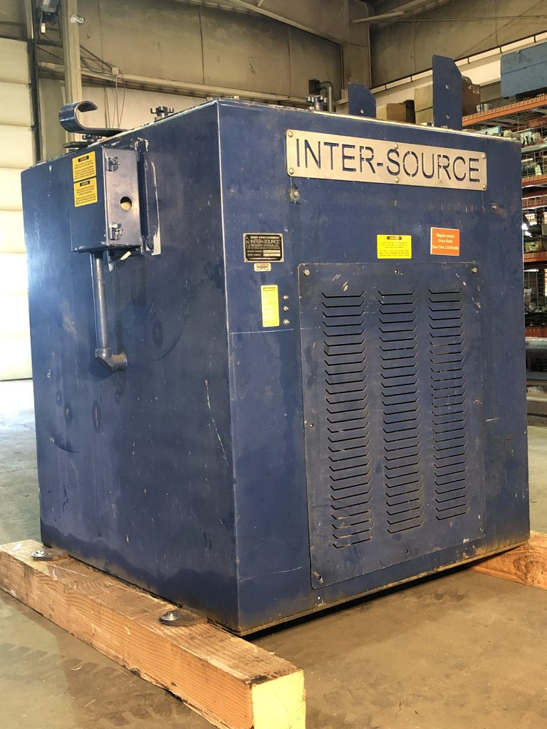"""Used 30"""" Inter-Source Chip Wringer - 1996 Model Year, #51102"""